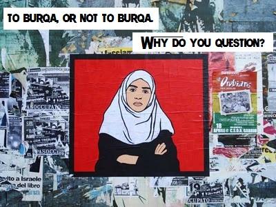 burqa or no burqa