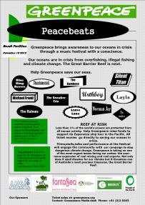 Green Peace festival