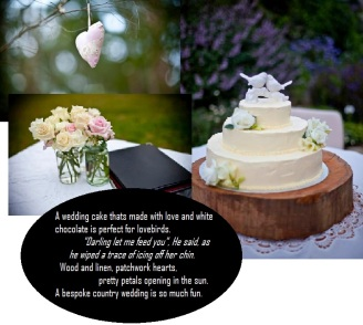 Wedding styling in the Blue Mountains