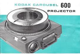 Hire a vintage slide projector Katoomba