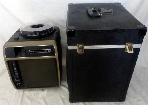 Vintage slide projector for hire Blue Mountains Katoomba