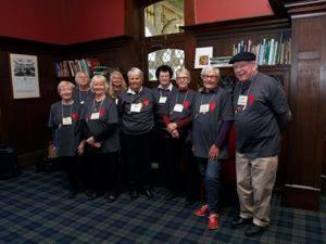 Varuna Volunteers Bette Mifsud