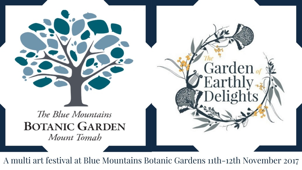 A multi art festival celebrating Mt Tomah Blue Mountain Botanic Garden's 30th Birthday (1)