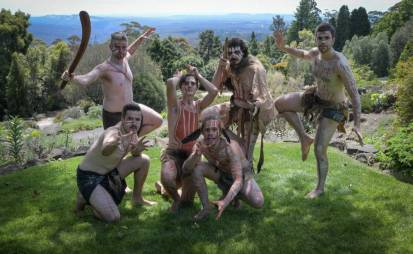 Indigenous Dancers Mt Tomah