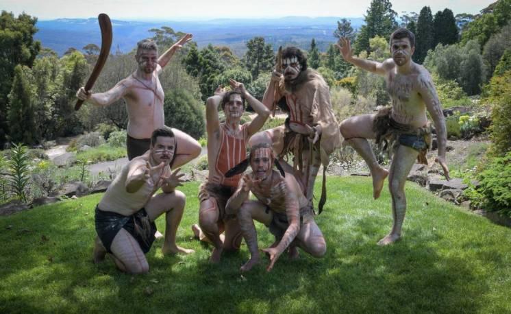 Indigenous Dancers Mt Tomah